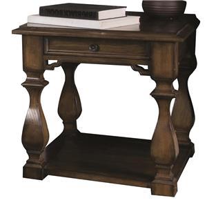 Bernhardt Montecello Montecello End Table