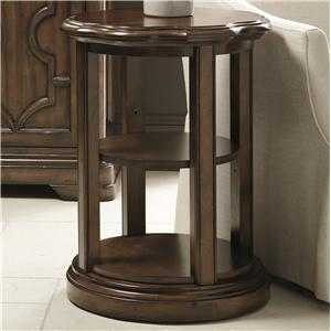 Bernhardt Montebella Round Chairside Table