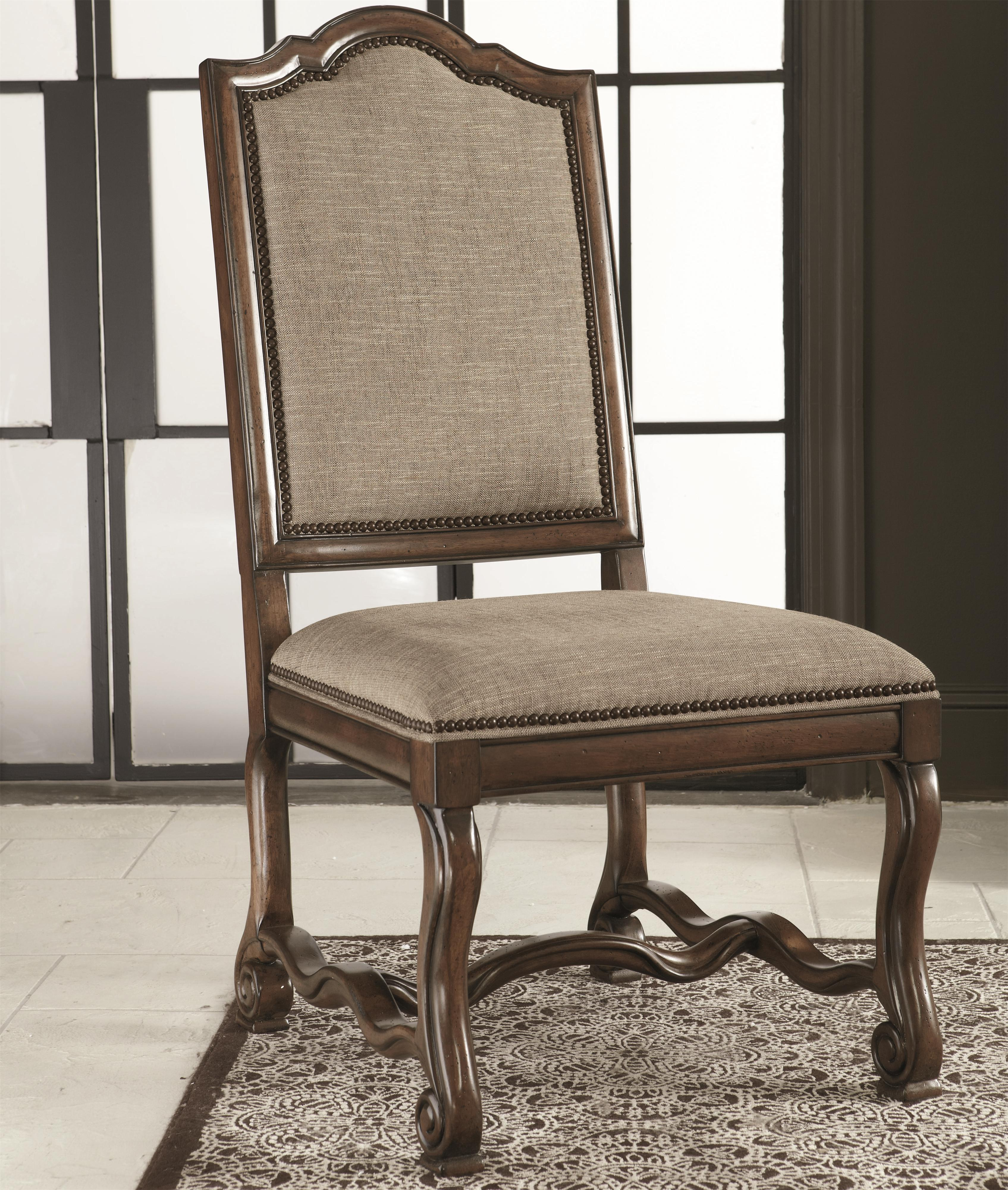 Bernhardt Montebella Side Chair - Item Number: 350-543
