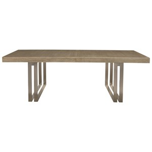 "120"" Dining Table with Leaf"