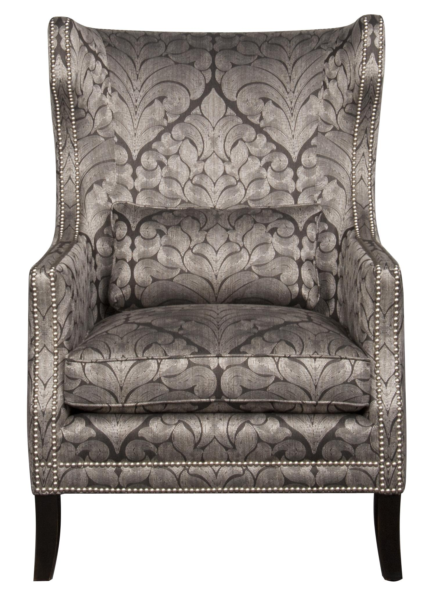 Bernhardt Kingston Kingston Wing Chair - Item Number: 109130602