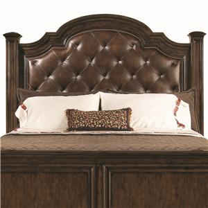 Bernhardt Normandie Manor Queen Upholstered Headboard