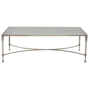 Bernhardt Orleans Rectangular Cocktail Table