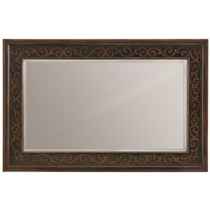 Bernhardt Pacific Canyon Mirror