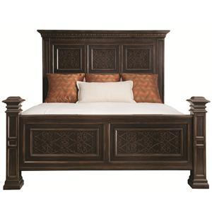 Bernhardt Pacific Canyon Queen Panel Bed