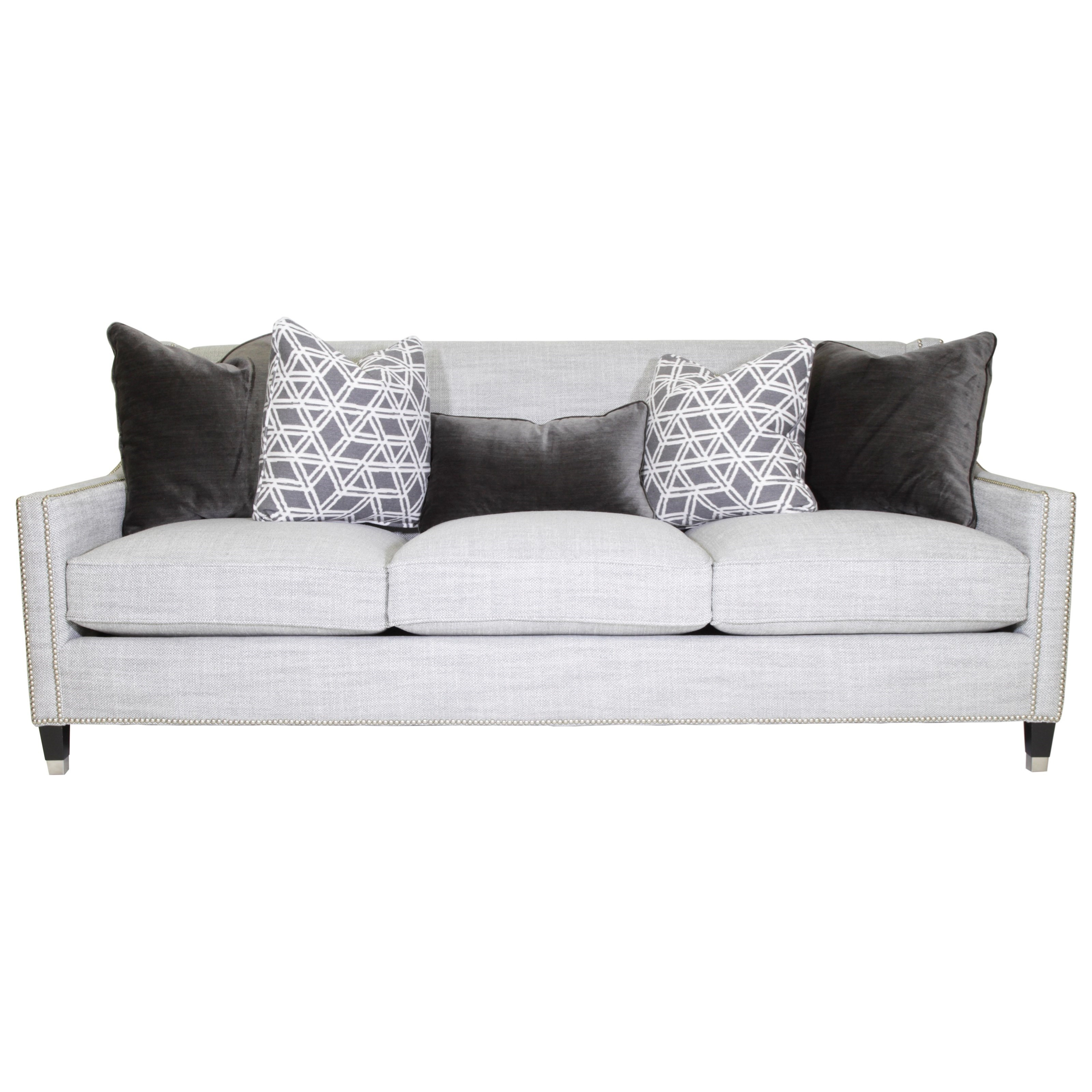 Terrific Bernhardt Interiors Palisades Transitional Sofa With Forskolin Free Trial Chair Design Images Forskolin Free Trialorg