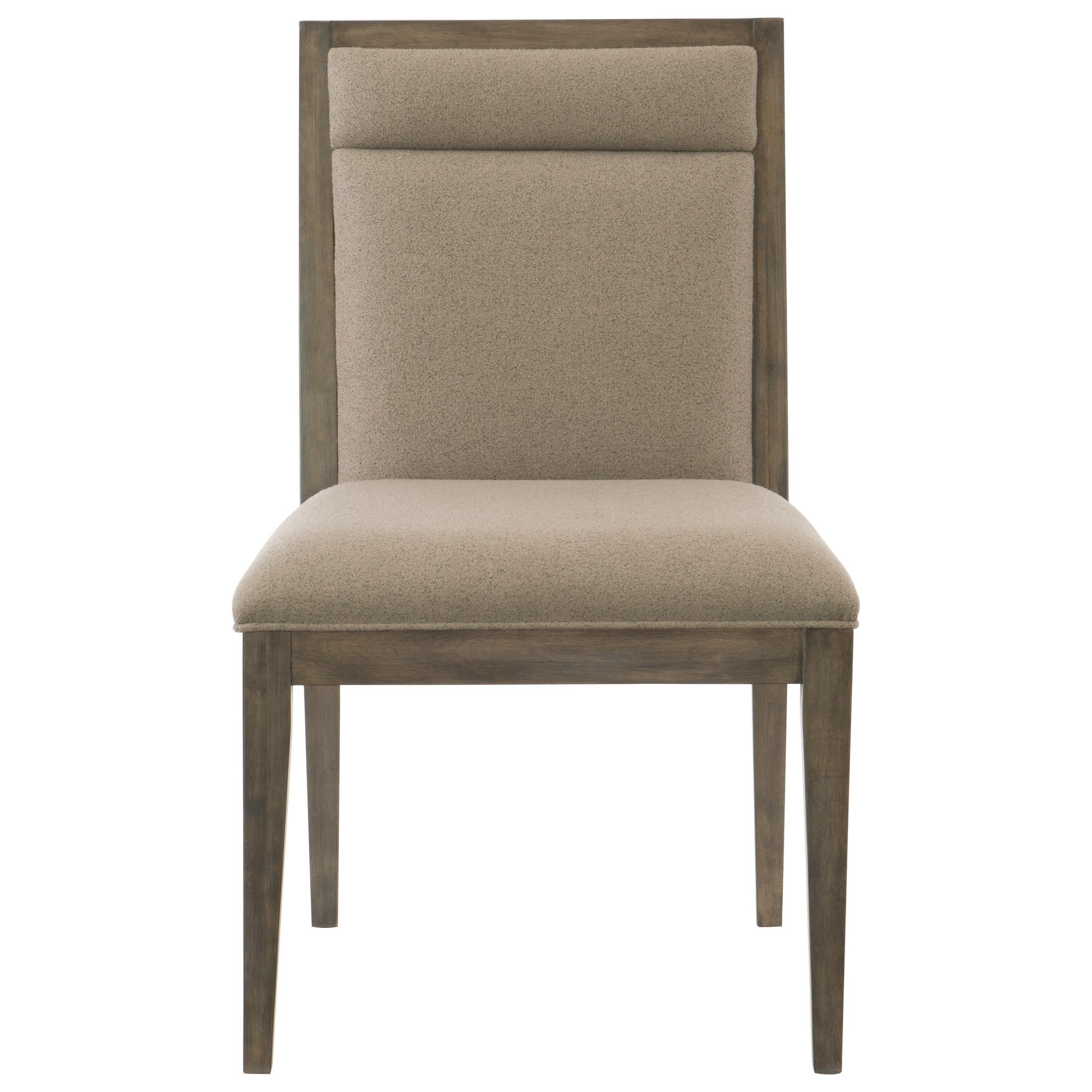 Bernhardt Profile 378 565 Upholstered Side Chair Baer S