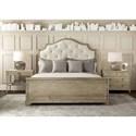 Bernhardt Rustic Patina Queen Bedroom Group - Item Number: Sand Q Bedroom Group 2