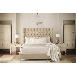Bernhardt Salon Queen Bedroom Group