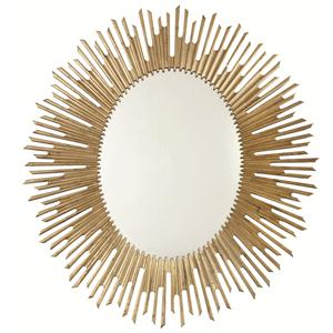 Bernhardt Salon Oval Mirror