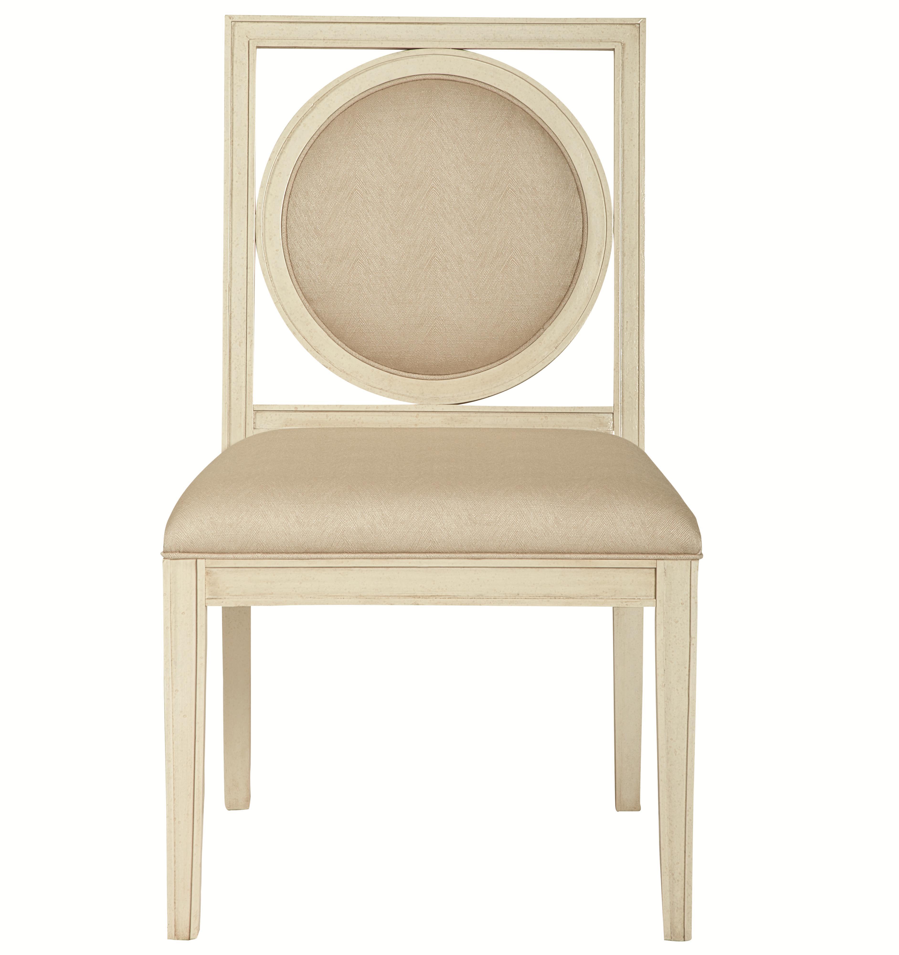 Bernhardt Salon Side Chair - Item Number: 341-561