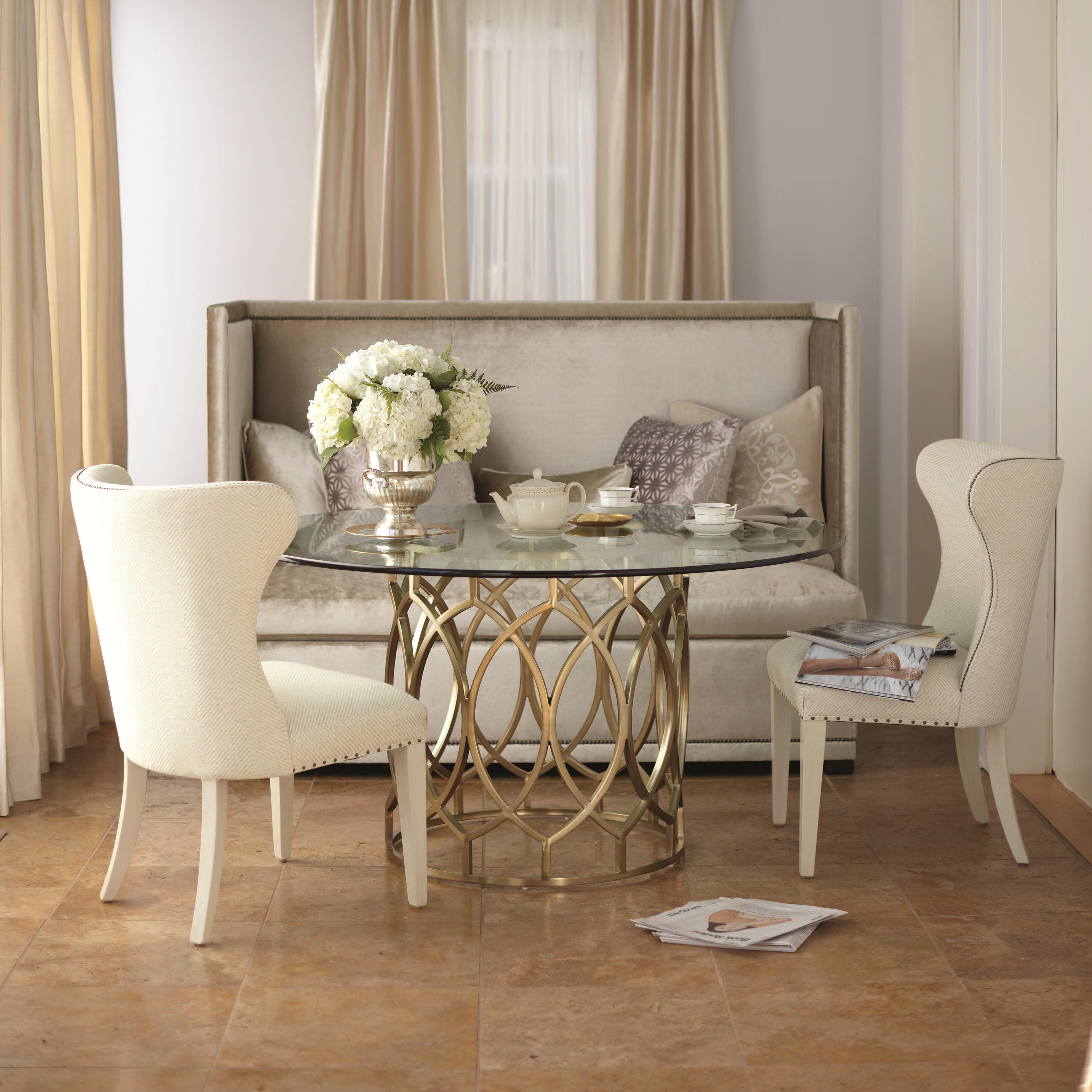 Bernhardt Salon 3 Piece Dining Set
