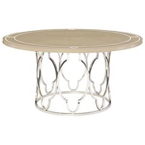 Bernhardt Savoy Place Round Dining Table