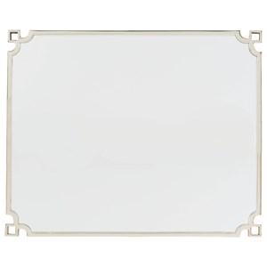 Bernhardt Savoy Place Metal Mirror
