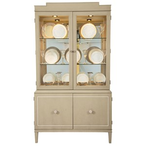 Bernhardt Savoy Place China Cabinet