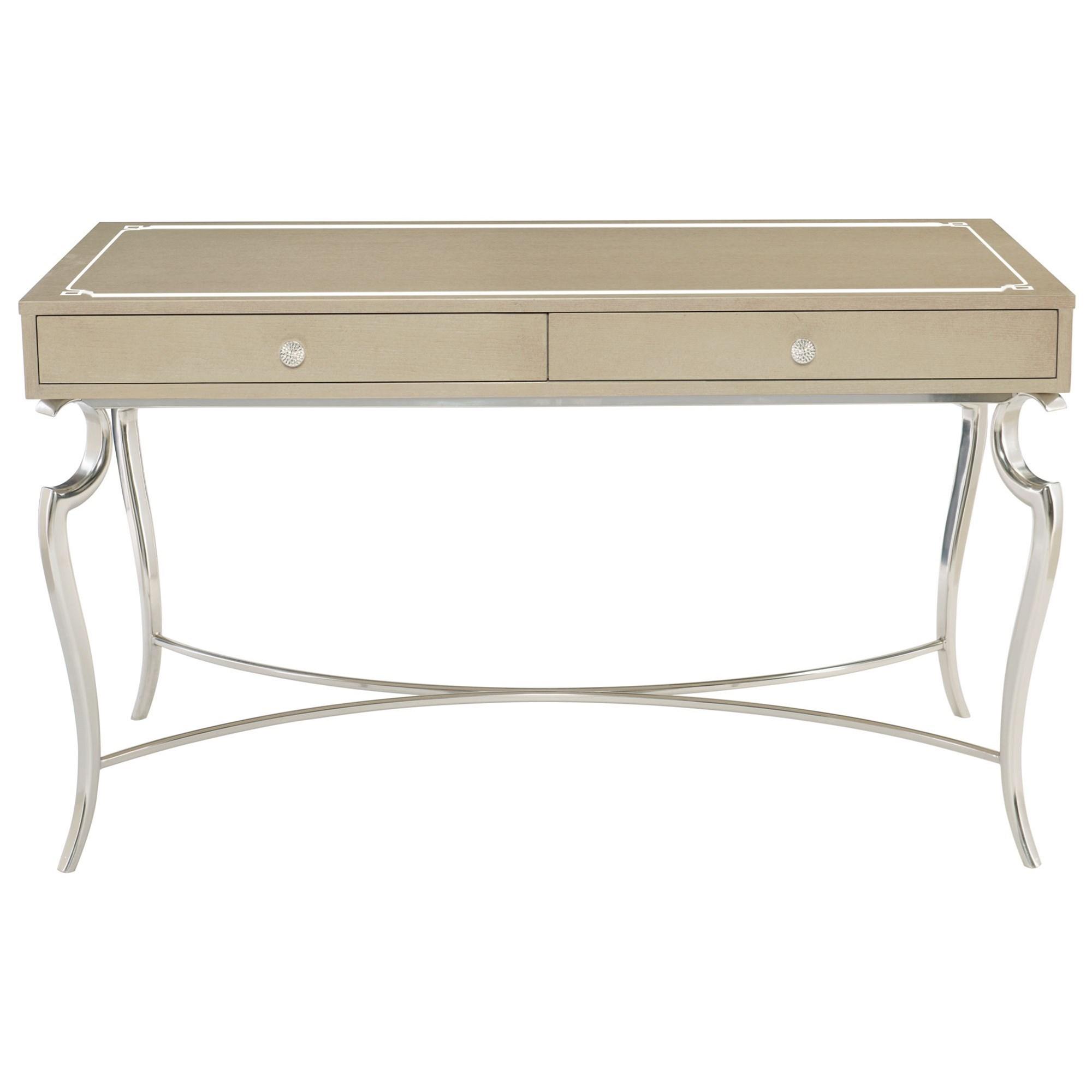 Bernhardt Savoy Place Desk - Item Number: 371-510