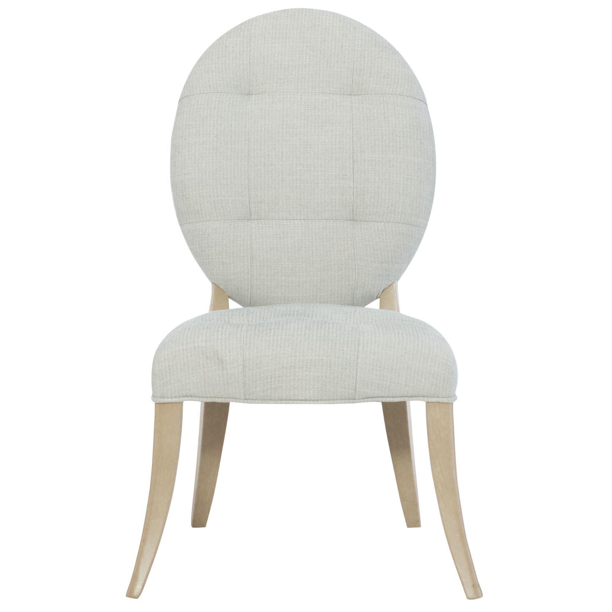 Bernhardt Savoy Place Side Chair - Item Number: 371-543