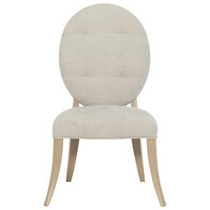 Bernhardt Savoy Place Customizable Side Chair