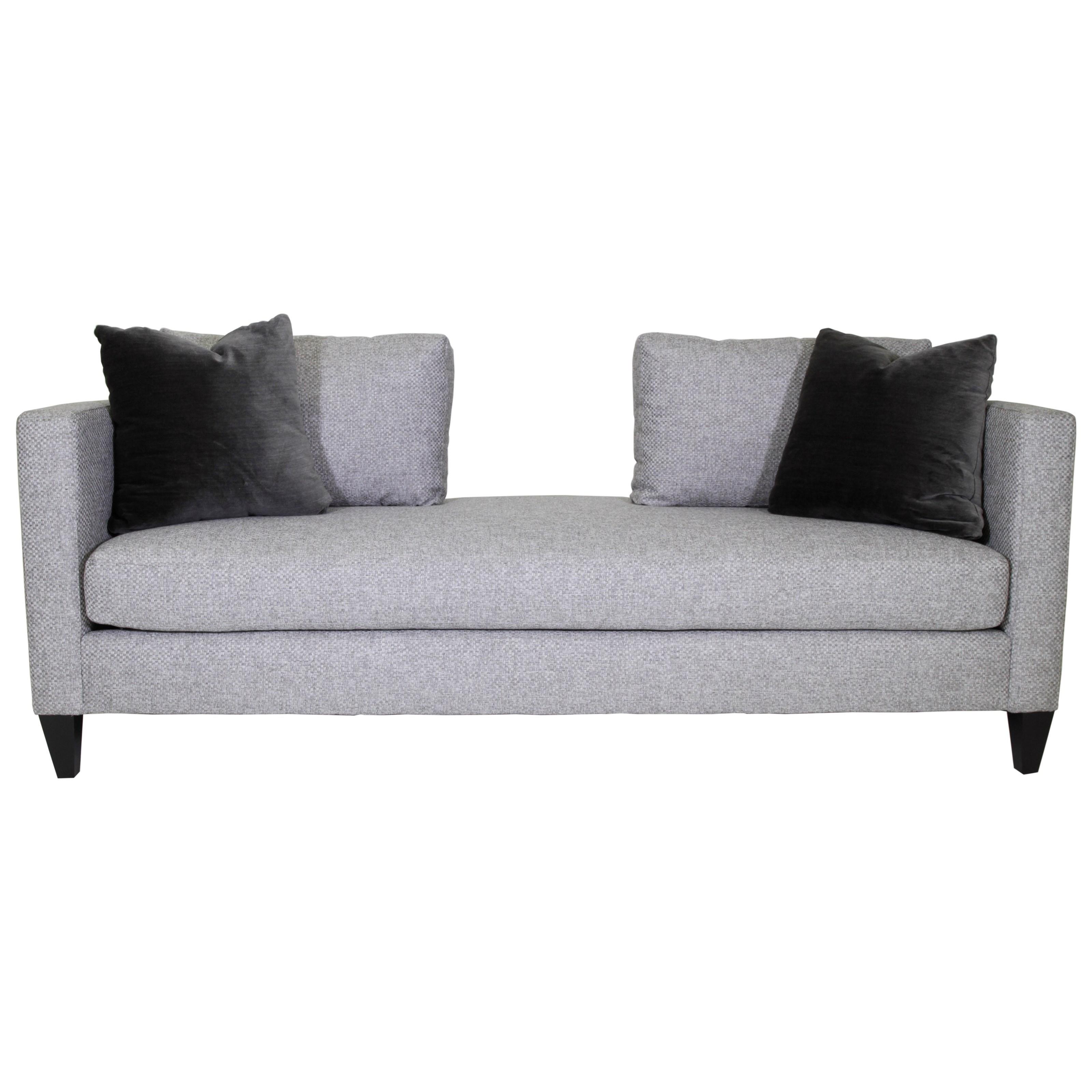 Bernhardt Saxon Chaise - Item Number: N1189-2794-010