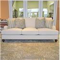 Bernhardt Signature Seating Customized Sofa - Item Number: 266554158