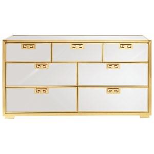 Bernhardt Soho Luxe Modern Mirror Dresser