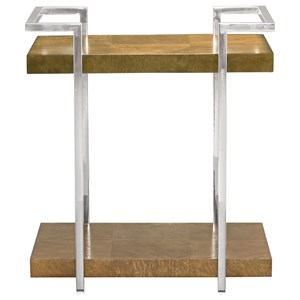 Bernhardt Soho Luxe Modern End Table