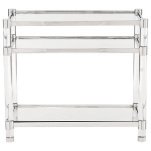 Bernhardt Soho Luxe Modern Accent Table