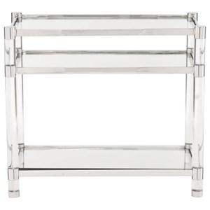 Bernhardt Soho Luxe Modern Accent Table