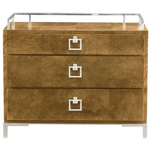 Bernhardt Soho Luxe Modern Bachelor's Chest