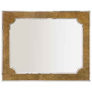 Bernhardt Soho Luxe Transitional Mirror