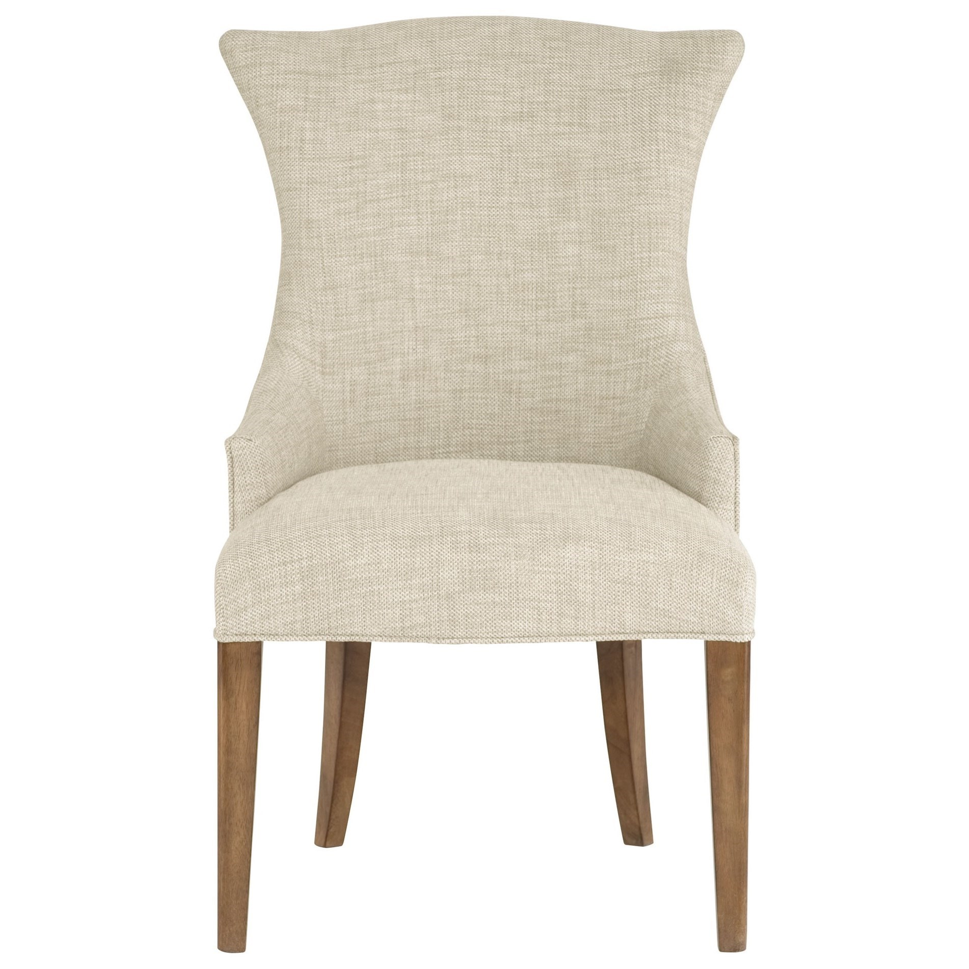 Bernhardt Soho Luxe Upholstered Arm Chair - Item Number: 368-548