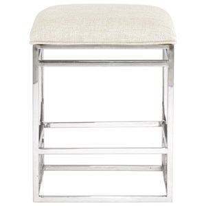 Bernhardt Soho Luxe Counter Height Stool