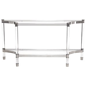 Bernhardt Soho Luxe Modern Console Table