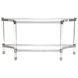 Bernhardt Soho Luxe Modern Console Table