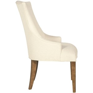 Bernhardt Soho Luxe Upholstered Arm Chair