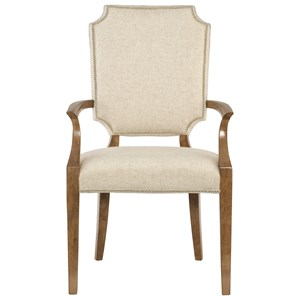 Bernhardt Soho Luxe Arm Chair