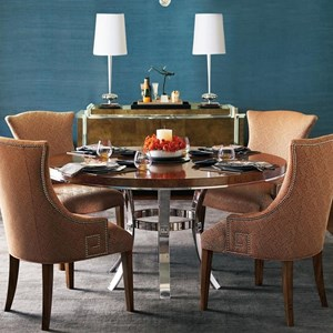 Bernhardt Soho Luxe Dining Room Group