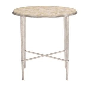 Bernhardt Solange Solange Round Chair Side Table