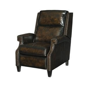 Bernhardt 723 Leather Recliner
