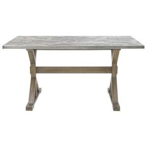 "Bernhardt Bernhardt Interiors - Stockton 72"" Counter Height Gathering Table"