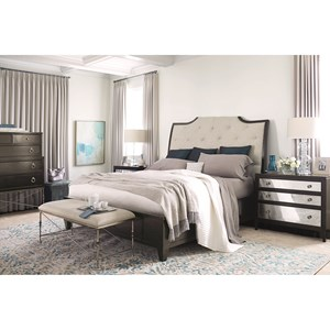 Bernhardt Sutton House Queen Bedroom Group