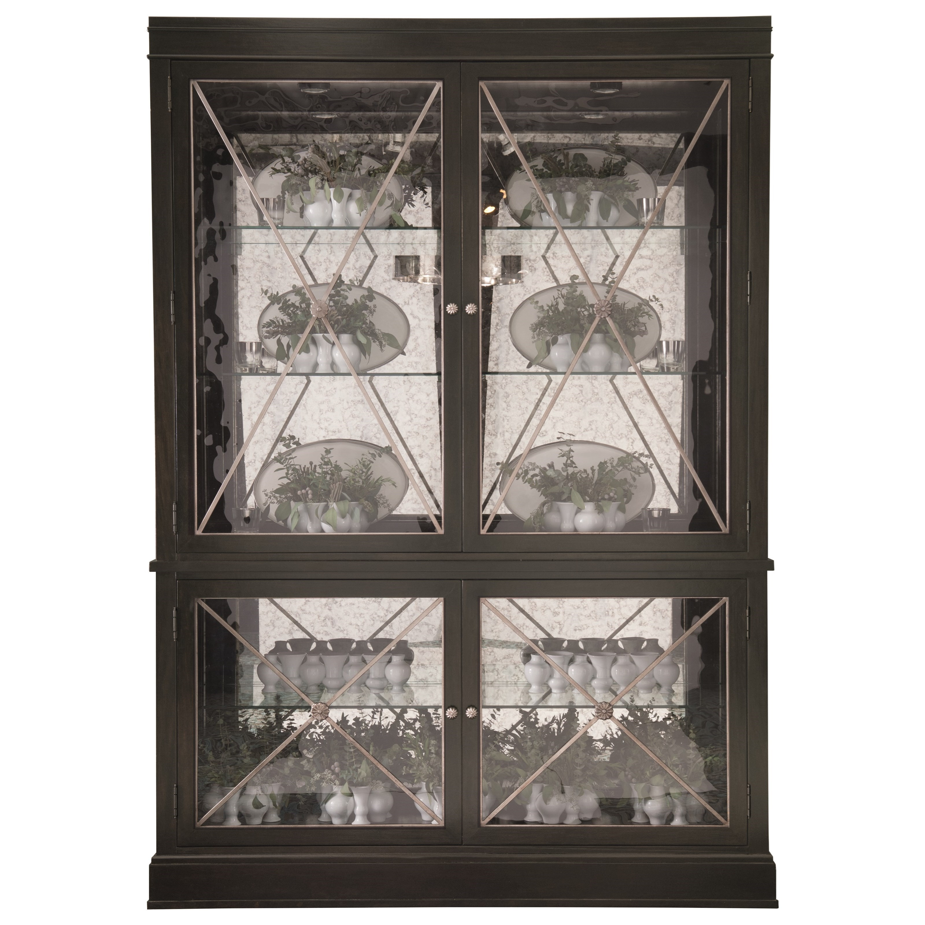 Sutton House China Cabinet by Bernhardt at Morris Home