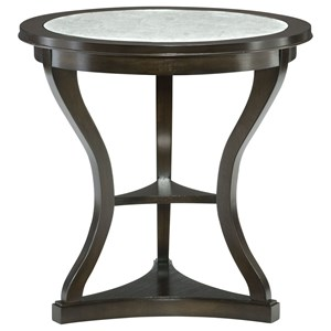 Bernhardt Sutton House Round End Table