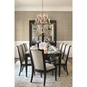 Bernhardt Sutton House Dining Table with 2 18