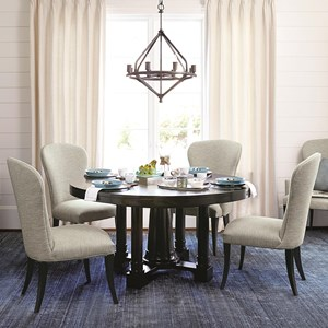 Bernhardt Sutton House 5 Piece Dining Set