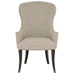 Bernhardt Sutton House Customizable Arm Chair