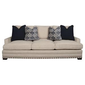 Bernhardt Morris Home Furnishings Cantor Sofa