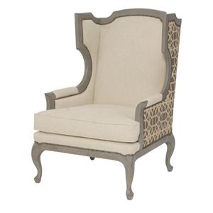Bernhardt Talbot Transitional Upholstered Chair