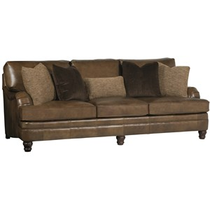 Bernhardt Tarleton Sofa  sc 1 st  Sprintz Furniture : bernhardt van gogh leather sectional - Sectionals, Sofas & Couches