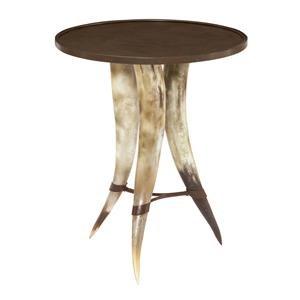 Bernhardt Texas Horn Texas Horn Table